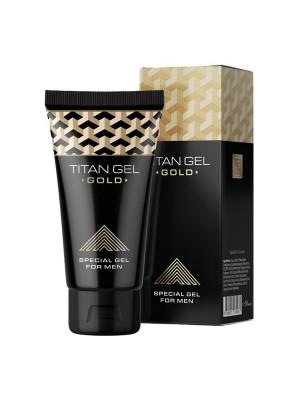 Erolife Titan Gel Gold Penis Bakım Kremi 50ML