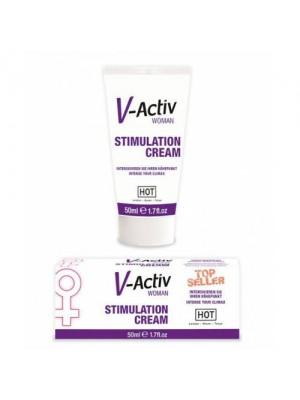 V-Activ Women Stimulation Cream