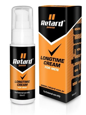 Retard For Men LongTıme Cream