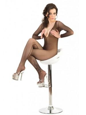 Erotik Vücut Çorabı Dikişli