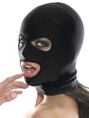 Fantazi Komple Kapalı Spandex Maske