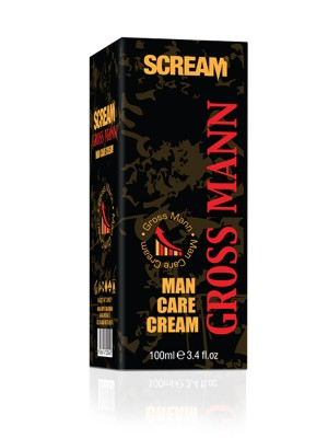 Scream Gross Mann Penis Kremi